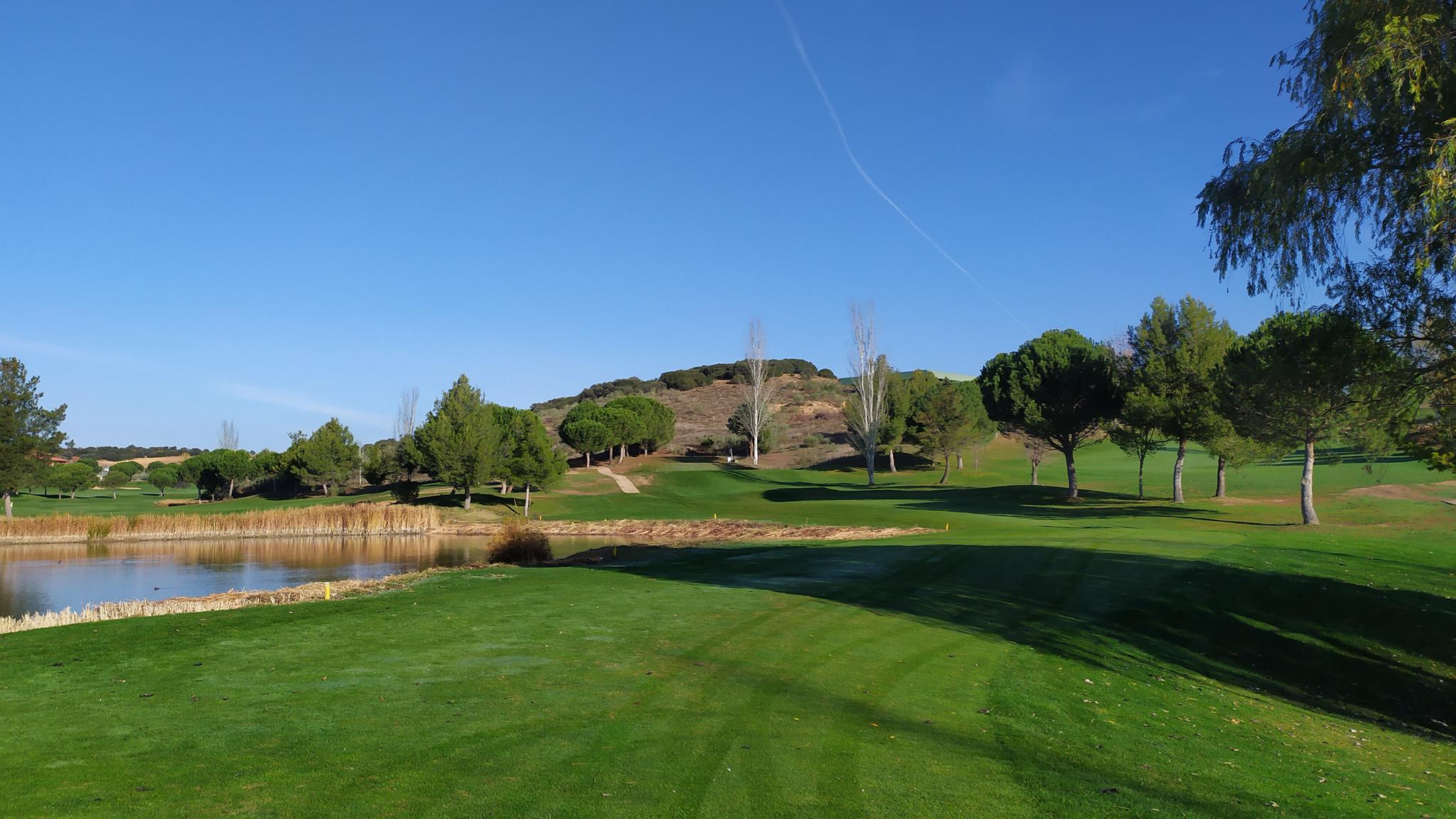Green Sire Golf Cabanillas Campo Par 72