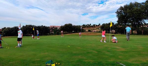 campamentos Verano Green Sire Golf