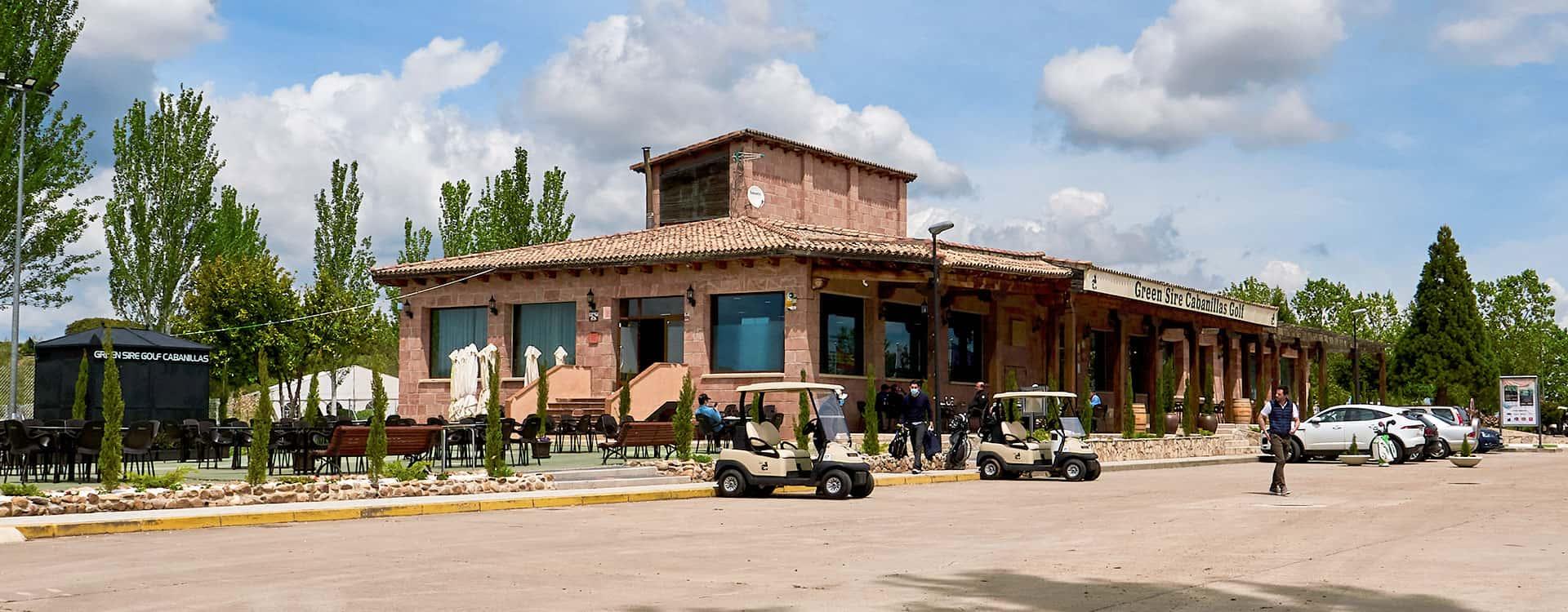 terraza golf cabanillas